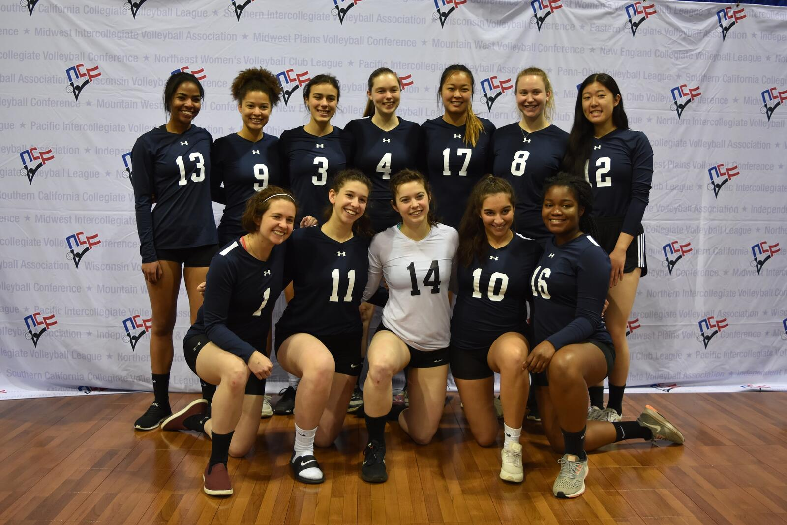 Yale Women's Volleyball 19-20