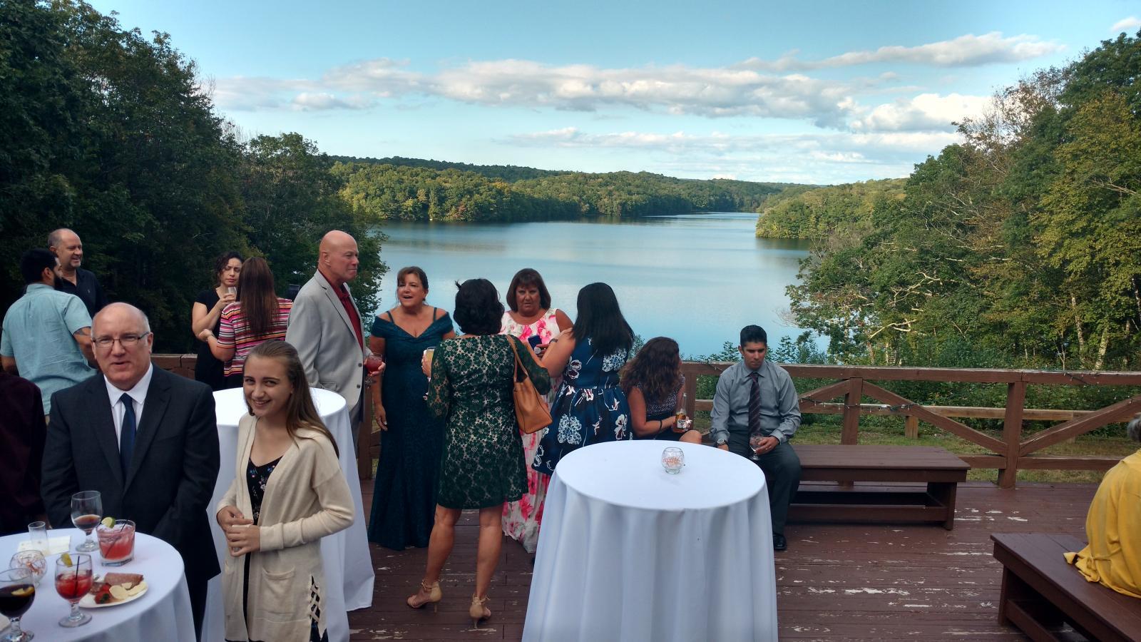 Michele & Drew wedding September 2018