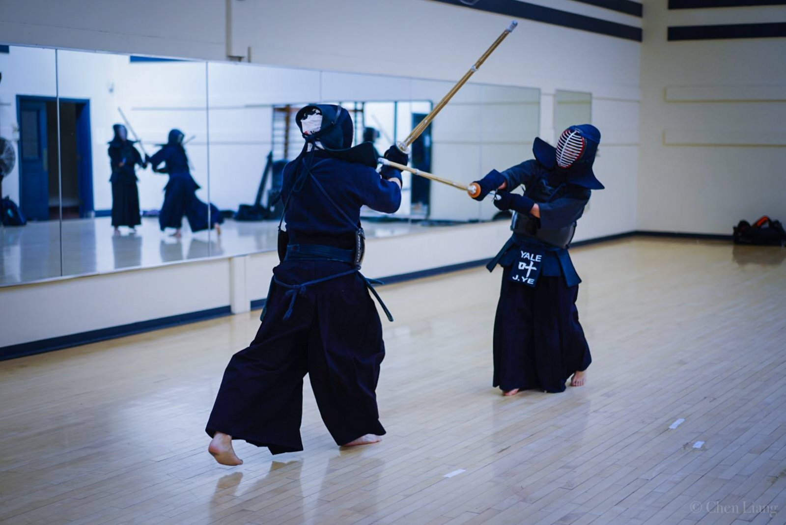 Yale Kendo Club 2018