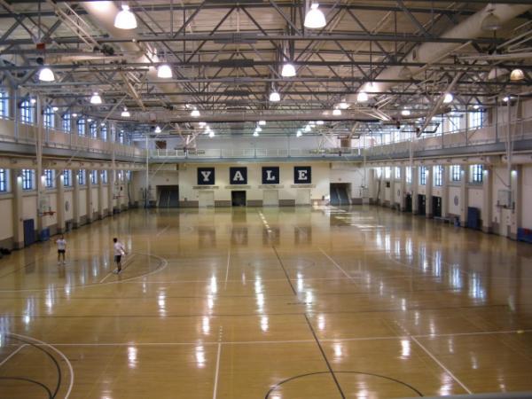 payne whitney gym gallery